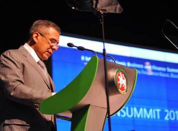 Business elite to open the III International Islamic Business and Finance Summit KAZANSUMMIT 2011
