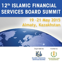 The 12th IFSB Summit will be held in Rixos Almaty, Kazakhstan