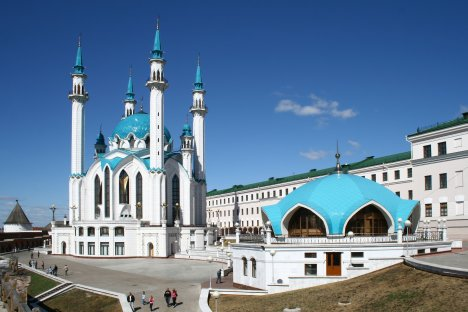 Republic of Tatarstan capitalizes on its Muslim heritage