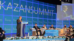Gulf investment companies will participate in KazanSummit 2013