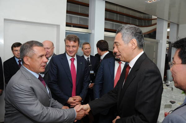 Rustam Minnikhanov: We will be glad to see Asian investors in Tatarstan