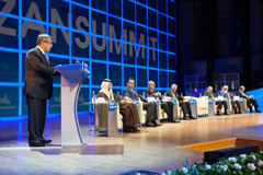 KazanSummit 2013 brought to Tatarstan about 1billion dollars