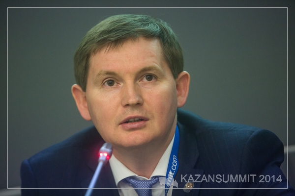 Linar Yakupov: «Welcome to the main economic interaction platform of Russia and OIC countries – KazanSummit 2015»