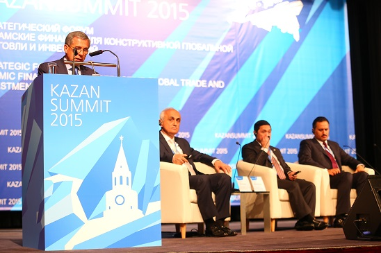 KazanSummit 2015: the effective platform for rapprochement with the countries of the Islamic world
